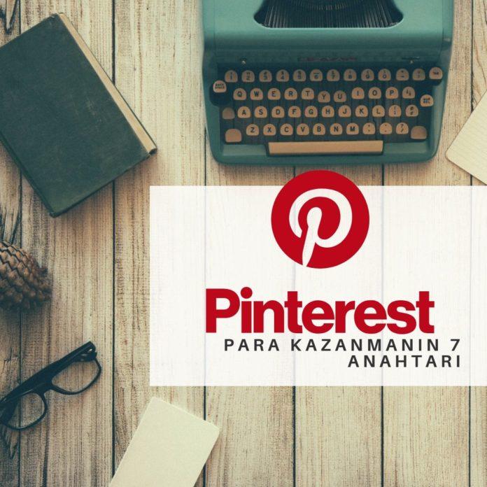 Pinterestten Para Kazanma