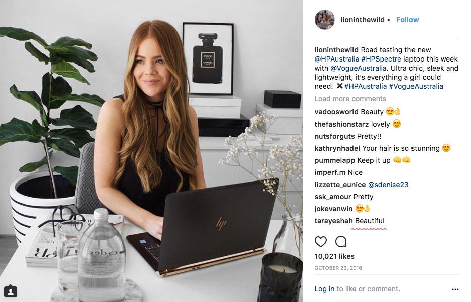 Instagram Influencer olarak para kazanma 2020-4